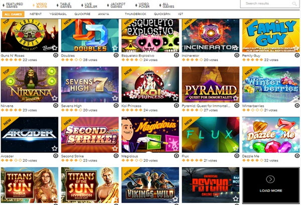 monte carlo online casino review